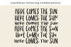 California Sunrise - A Handwritten Font with Alternatives! example image 8