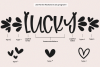 Lucky Charm - A Quirky Handwritten Font example image 2