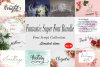 Fantastic Super Font Bundle example image 1