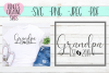 Grandpa Est 2019 | New Grandparents | SVG Cut File example image 1