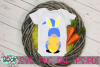 Gnome with Easter Bunny Ears - An Easter Gnome SVG example image 1