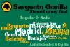 Sargento Gorila example image 2