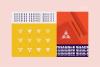 96 Geometric shapes & logo marks VOL.2 example image 16
