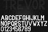 Trevor - Elegant Sans Serif Family Font example image 4