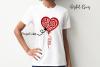 Balloon, Valentines / love design example image 5