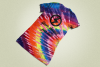 Tie Dye Tee Product Mock Up example image 4