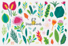 Tropical Flora KIt example image 10