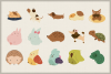 Pet Lovers Vector Clipart example image 4