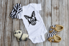 Butterfly SVG, Butterfly Monogram SVG Cut Files Bundle example image 3