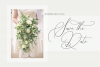 Simplicity Angela - Calligraphy Font example image 9