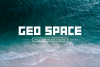 GEO Space | Bold Uppercase Titling example image 1