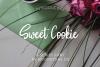 Sweet Cookie Handwritten Script example image 1