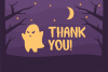Spooky Booah! Font Display example image 6