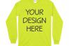 Gildan 5400 Long Sleeve Tshirt Mockups-16 example image 15