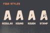 Smoke Stack - Industrial San-Serif example image 4