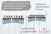 Cross Country Template 002| SVG Cut File example image 2