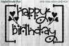Happy Birthday by Digital Doodle Pad example image 1