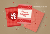 Valentine Seamless Patterns - Set 3 example image 3