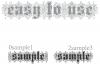 Bruce 532 Blackletter example image 3