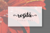 Creatie - A Lovely Modern Script Font example image 10
