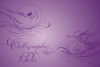 Calligraphic Birds Family Pack example image 11