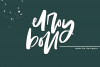Molly & Elroy - A Bold Handwritten Script Font example image 6