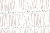 Dandy Dandelions - Handwritten Script & Print Font Duo example image 7