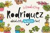 Rodriguez Font example image 1