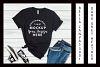 Bella Canvas 3001 T-shirt mock-up, color Dark Grey Heeather example image 1