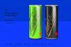 Energy Drink Can Mockup 250ml example image 2