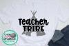 Teacher tribe svg,grunge tribe svg,teacher tribe svg example image 1