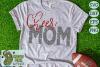 Cheer Mom & Bonus Team Cheerleader Mom Sports SVG Cut File example image 1