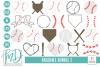 Baseball Bundle 2 SVG, DXF, AI, EPS, PNG, JPEG example image 1