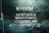 NERVOUSM Font UPDATE  Elegant San Serif Style example image 4