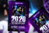 New Years Eve Bash Flyer example image 1