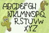 Not So Cuddly Cactus Font example image 4
