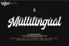Voltury 4 fonts with extras example image 5