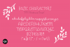 CHRISTMAS MISTLETOE a Script - Serif Christmas Font Duo example image 10