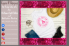 Breast cancer Awareness Design File example image 2