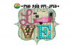 LOVE - Camper - PNG for Sublimation example image 1