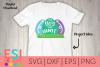 Easter SVG   This Boy Can Hunt   SVG DXF EPS PNG example image 1