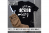 Kids Shirt Mockup Bundle example image 2