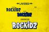 Rockidz // Layered Font Family example image 3