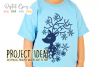 Christmas Reindeer paper cut SVG DXF EPS files example image 5