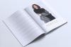 NEBULA Minimal Lookbook Magazine Styles example image 13