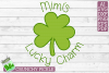 Mimi's Lucky Charm - St Patrick's Day SVG File example image 2