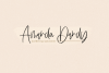 Always - A Handwritten SVG Script Font example image 12