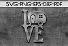 Love Camping Sign Papercut Template, Summer Camper SVG, PDF example image 2