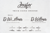 Jenifer // a Casual Handwriting Font example image 5