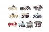 Graduation SVG Monogram Hat Cap in SVG, DXF, PNG, EPS, JPEG example image 4